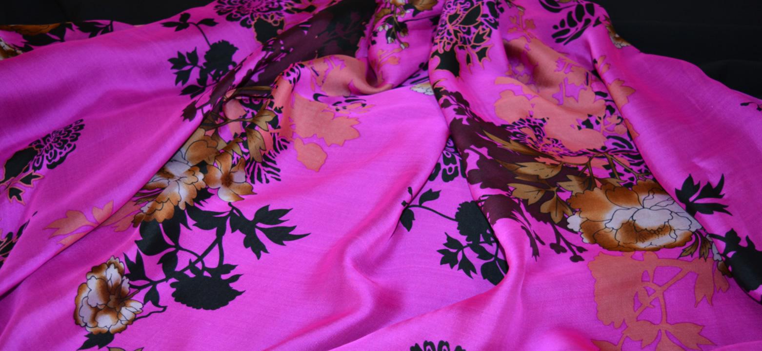 Tessuti Paola Vanacore Made in Italy Moda Donna